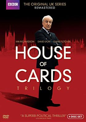HOUSE OF CARDS TRILOGY BY RICHARDSON,IAN (DVD)