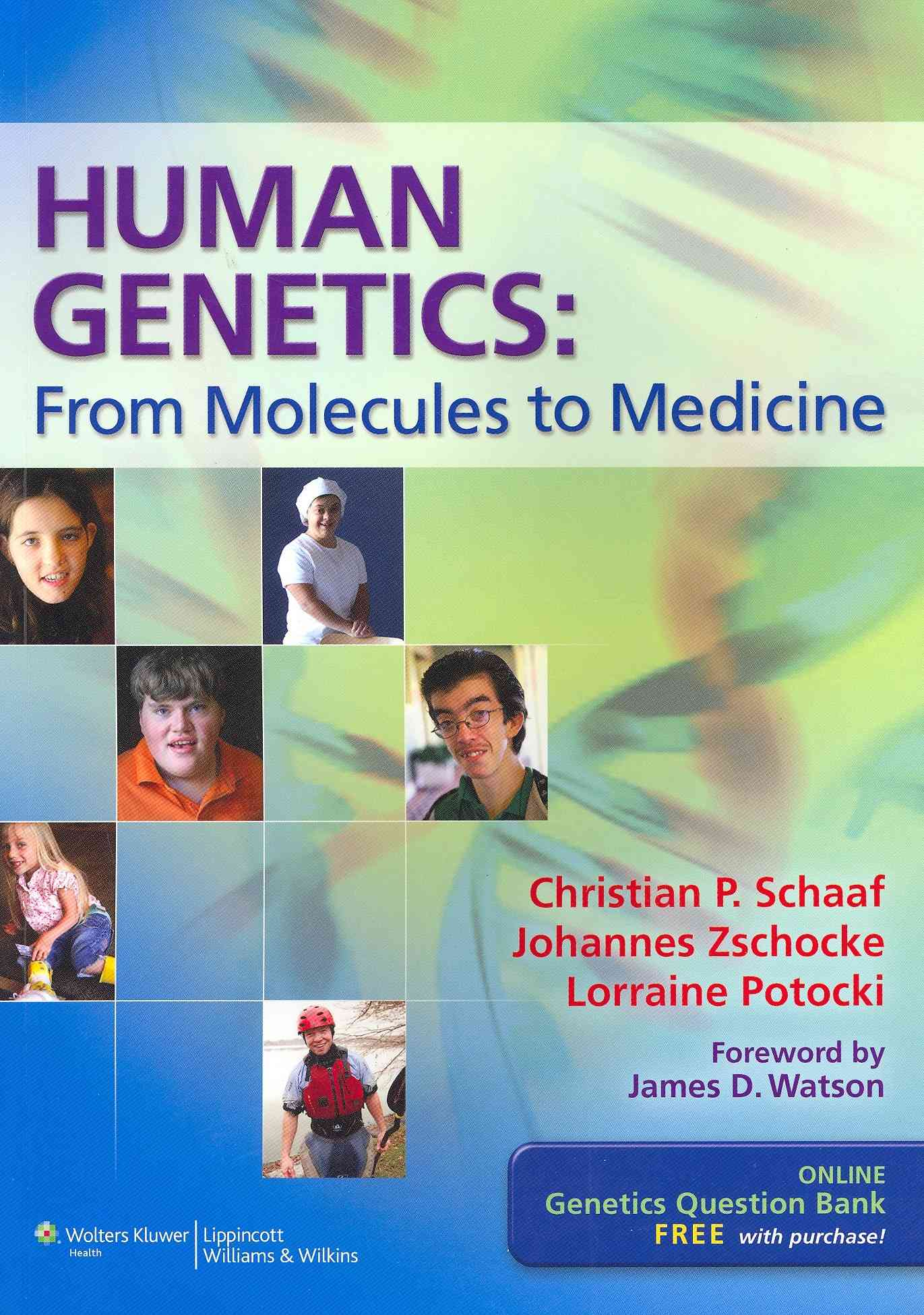 Genetics By Schaaf, Christian